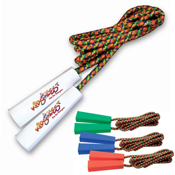 Promotional Jump Rope, Full Color Digital