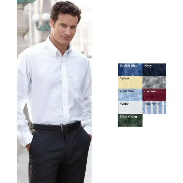 Custom Van Heusen Oxford Shirt