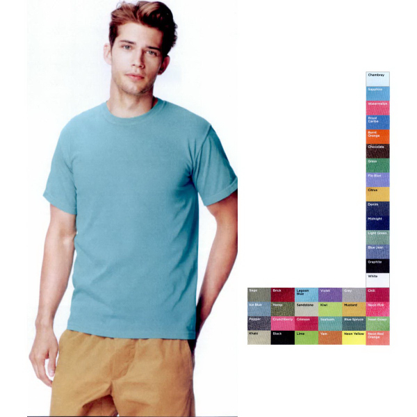 Personalized Comfort Colors Pigment Dyed Short Sleeve T-Shirt