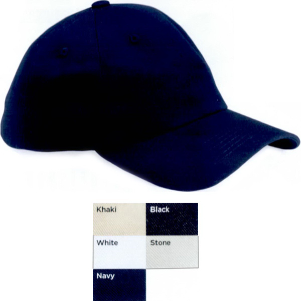 Personalized Sportsman Chino Twill Cap