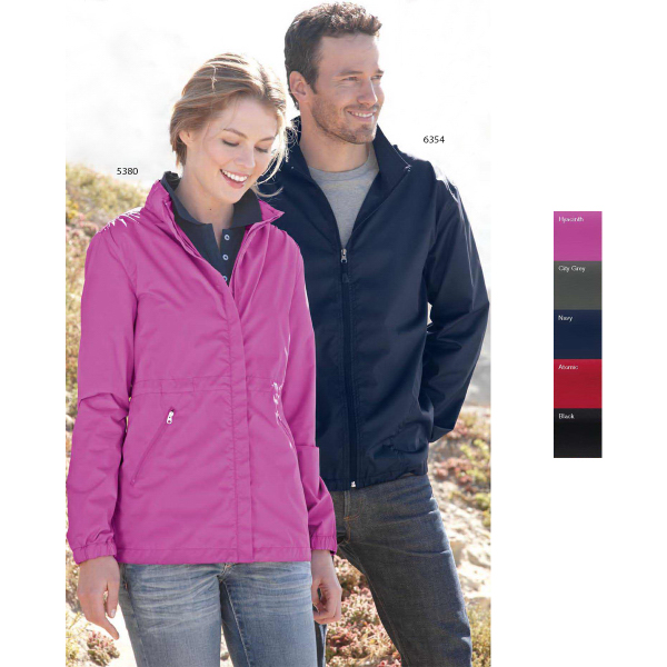 Imprinted Colorado Clothing Ladies' Anorak Packable Jacket