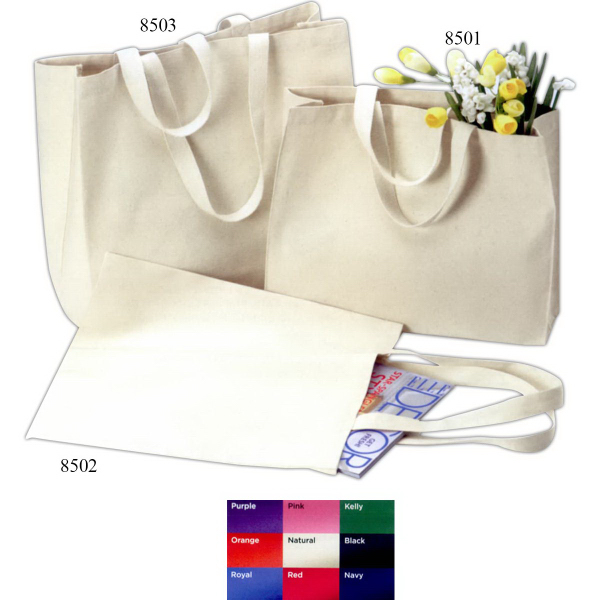 Customized Liberty Bags Cotton Canvas Tote