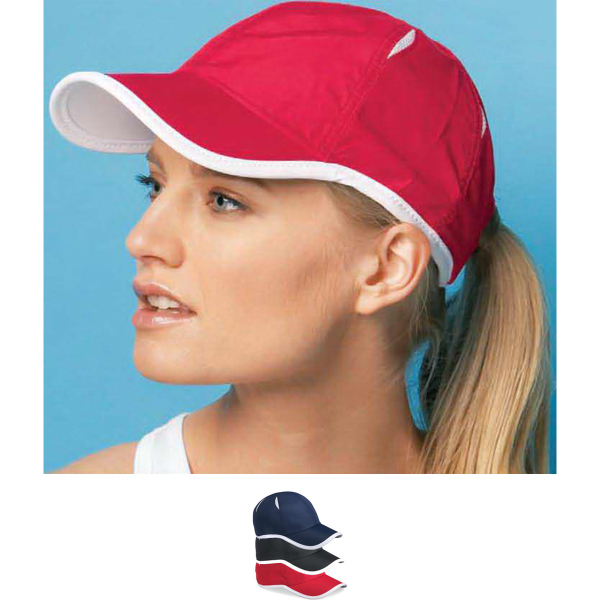 Customized Sportsman Runner Style Cap