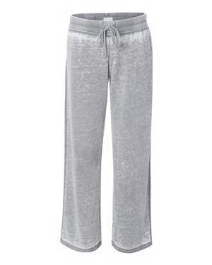Customized J. America Ladies' Zen Fleece Sweatpants
