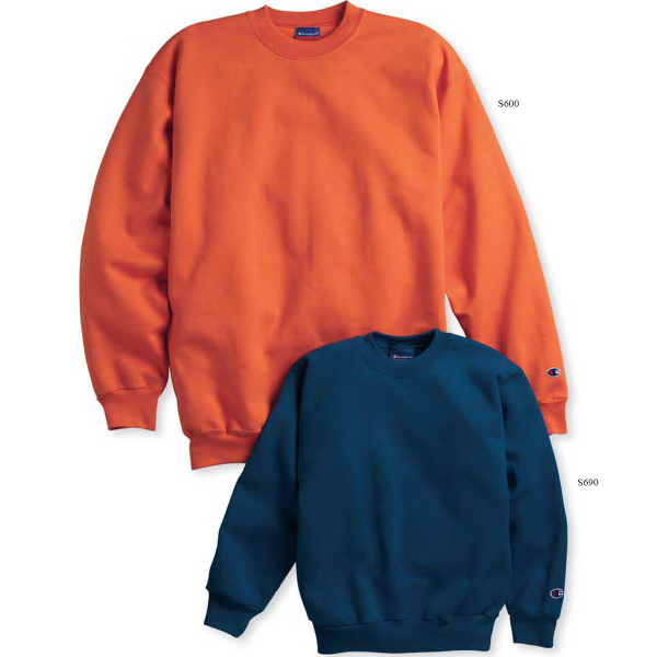 Customized Champion (R) Eco (R) Youth Crewneck Sweatshirt