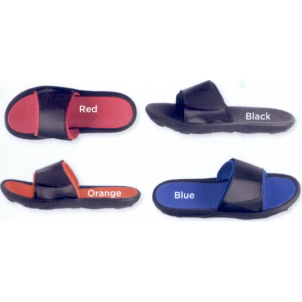 Customized Dyenomite Slide Sandals