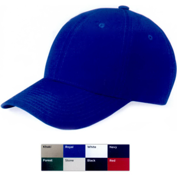 Personalized Valucap Poly/Cotton Cap