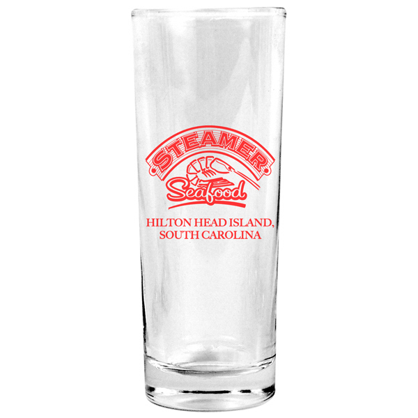Personalized 2.25 oz. Shooter Glass