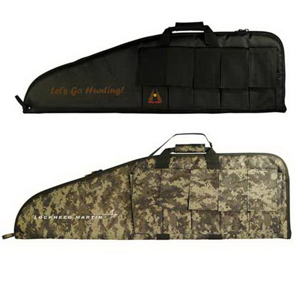 "Promotional 41"" deluxe rifle case"