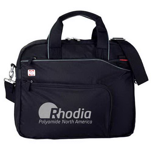 Personalized Expandable premium executive lap-top briefcase