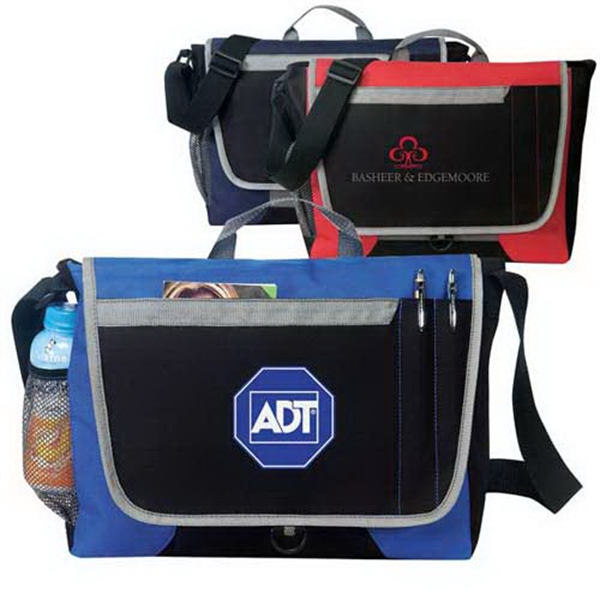 Promotional Brief messenger bag