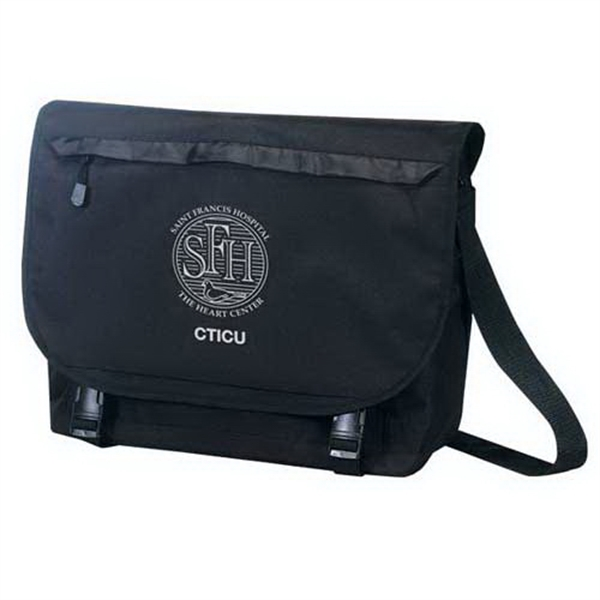 Personalized Large messenger bag