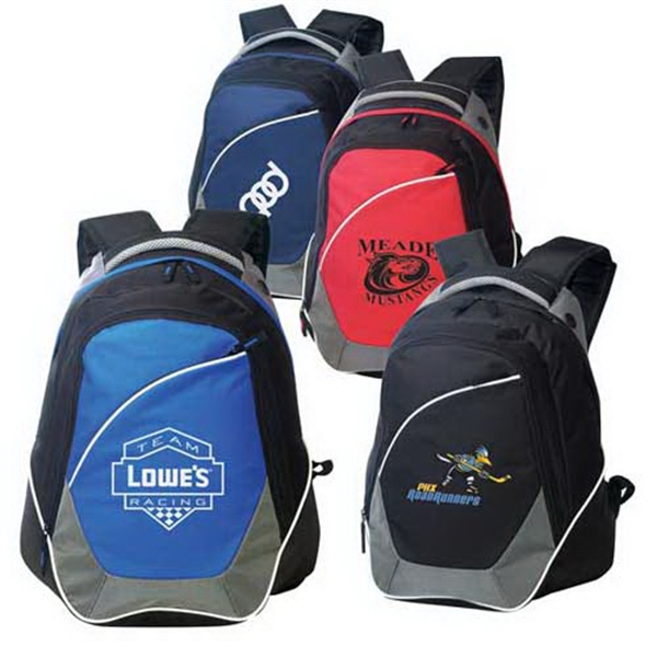 Imprinted Activity backpack