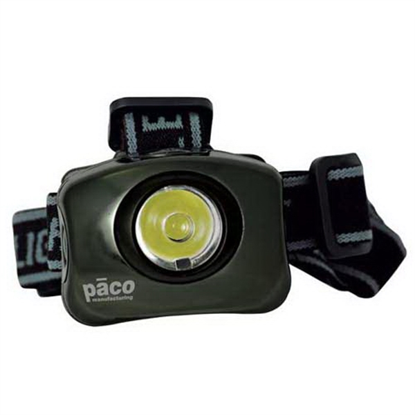 Personalized 3-Mode 1 watt LED head lamp