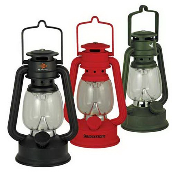 Promotional Plastic LED hurricane lantern