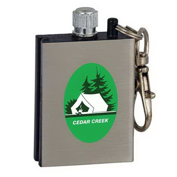 Personalized Compact emergency instant fire starter