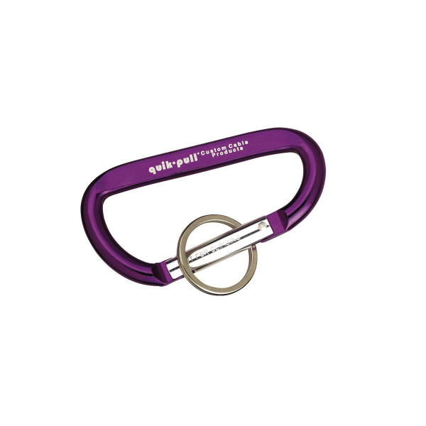 Printed Carabiner with Ring