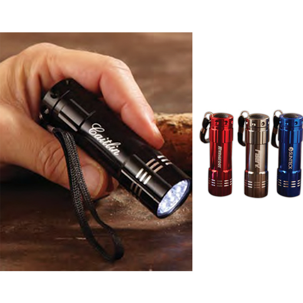 Custom Torch Flashlight