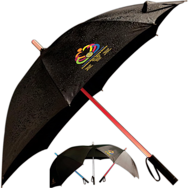 Imprinted Sabre Umbrella