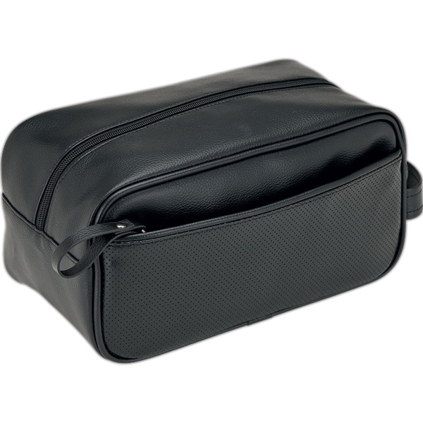 Imprinted Ellehammer (R) Toiletry Bag