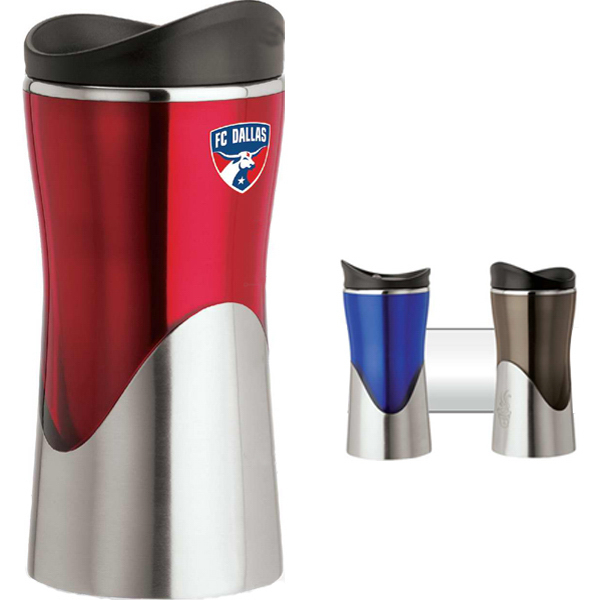 Promotional 14 oz Acrylic / stainless steel tumbler