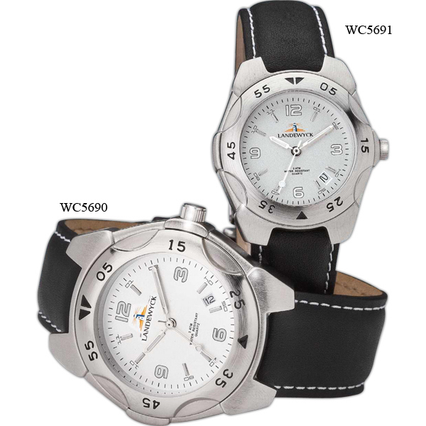 Personalized Ladies sport style watch