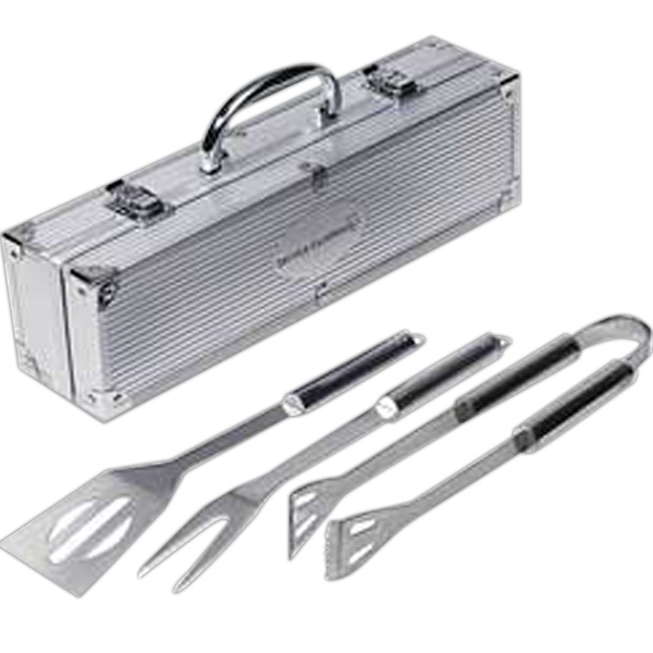 Imprinted BBQ 3-Piece Set