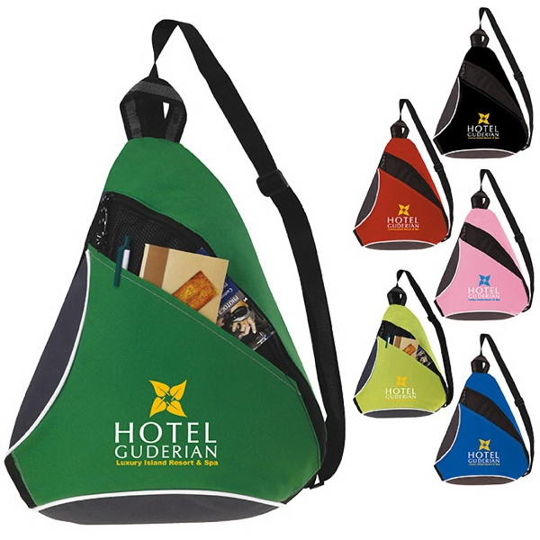 Personalized Color Splash Sling