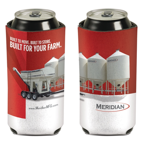 Personalized 16 oz Can Cooler