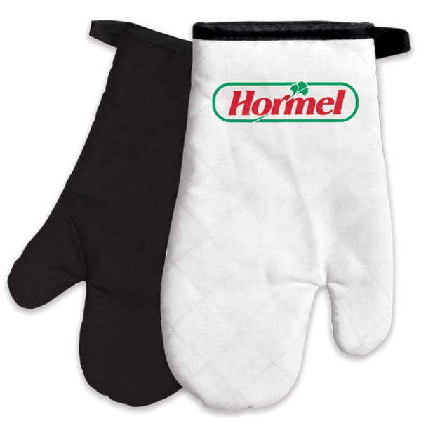 Imprinted Full Color Oven Mitt