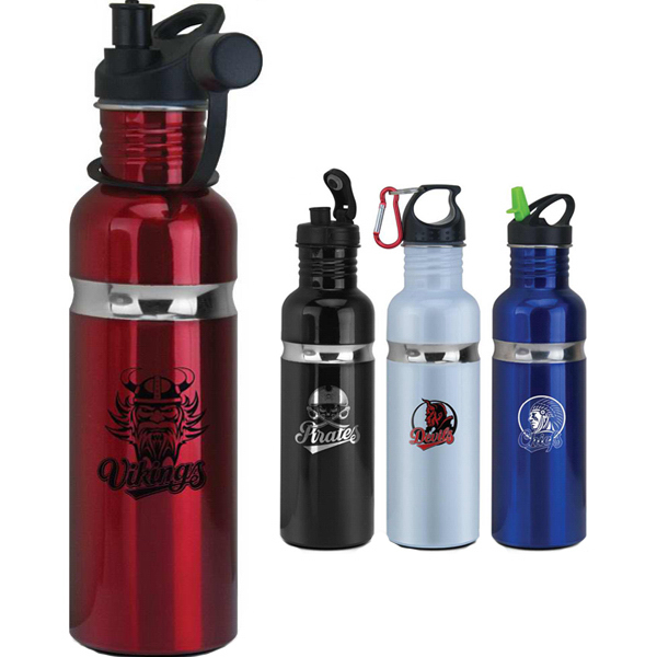 Promotional 24 oz. Stainless Steel Water Bottle