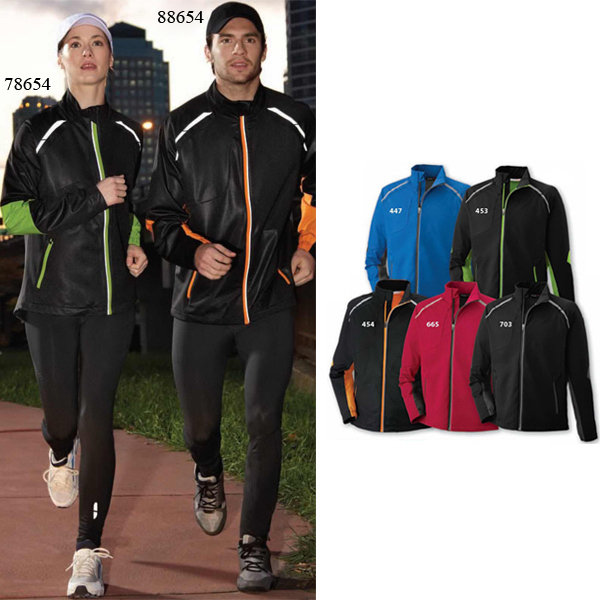 Customized Ladies Dynamo North End Sport (R) 3-Layer Lightweight Jacket