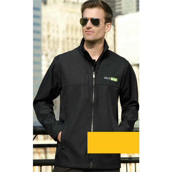 Promotional Men's North End (R) Textured 3-Layer Soft Shell Jacket