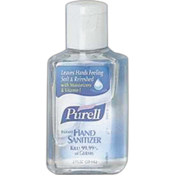 Custom Hand sanitizer, Purell bottle (1.0 oz)