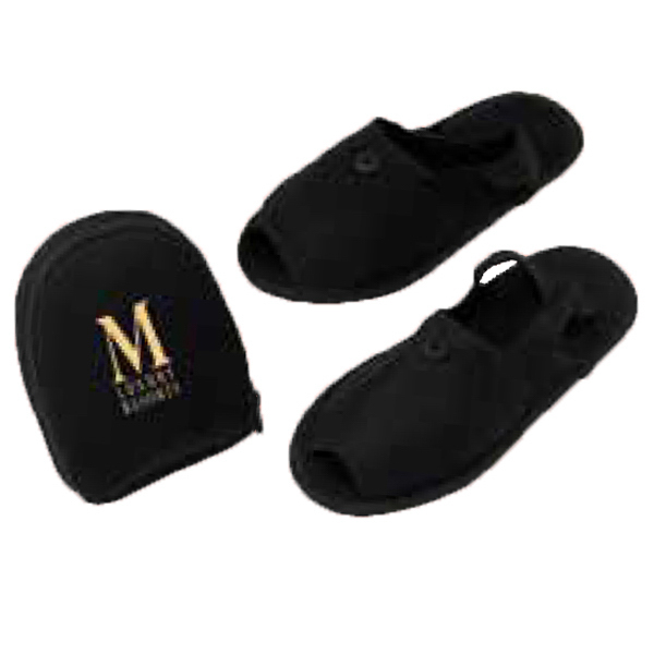 Personalized Spa Slipper Set