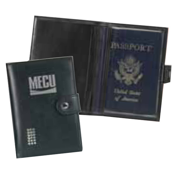 Personalized Diplomat Passport Cover