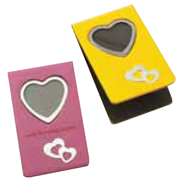 Customized Bookmark with Heart Picture Frame