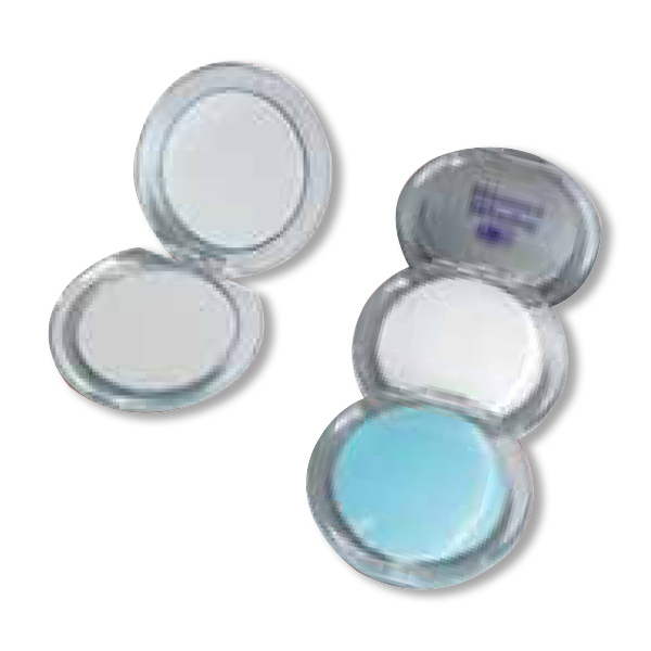Promotional Round Acrylic Compact Mirror