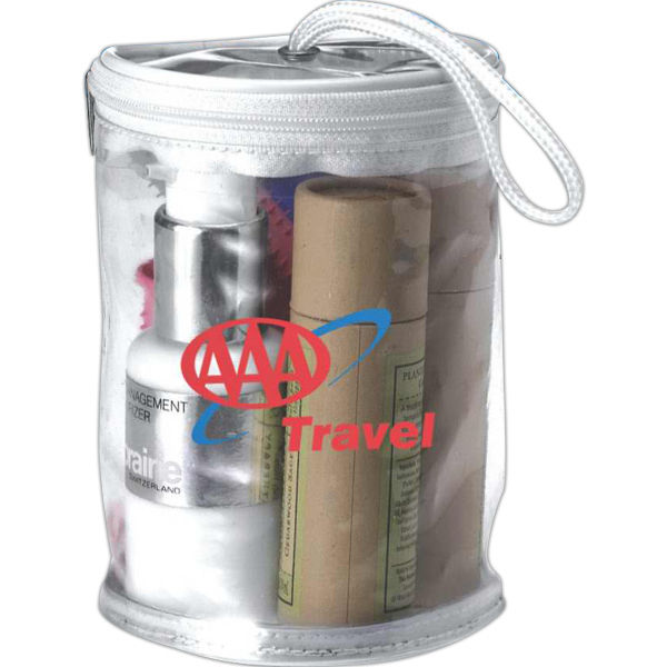 Promotional Cosmetic amenity tote