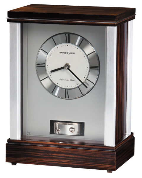 Imprinted Gardner Mantel Clock