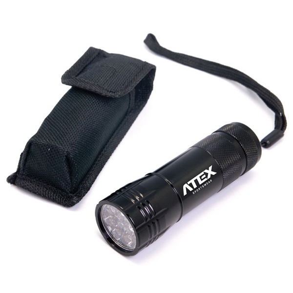 Custom Super Bright 14 LED Flashlight