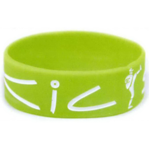 Custom Glow-In-The-Dark Wristband