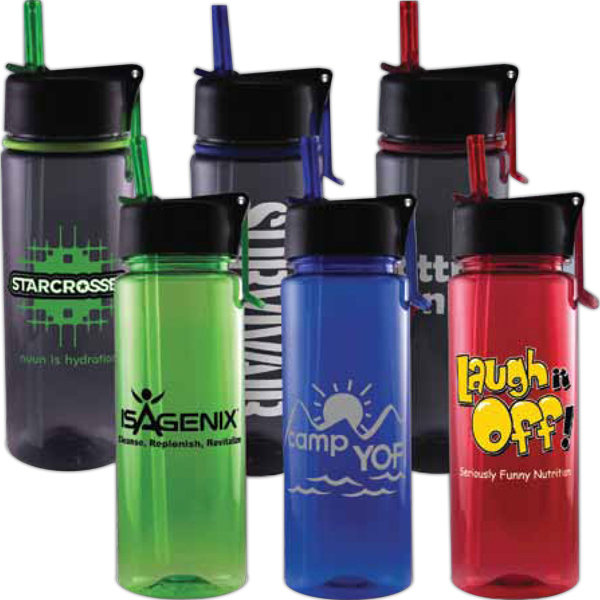 Customized Polycarb Alternative Water Bottle
