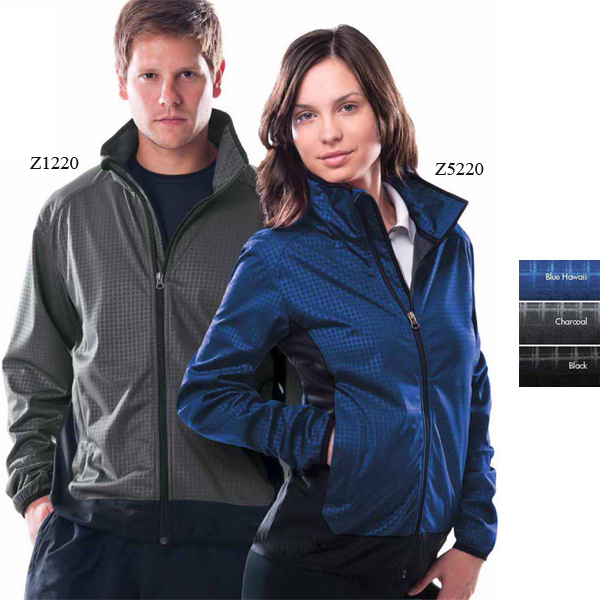 Promotional Torino-W Women's Heat Embossed Softshell Jacket