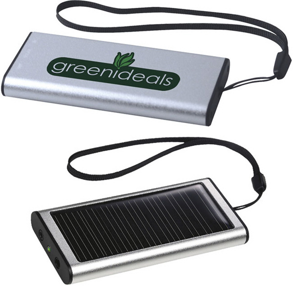 Personalized Solar Charger