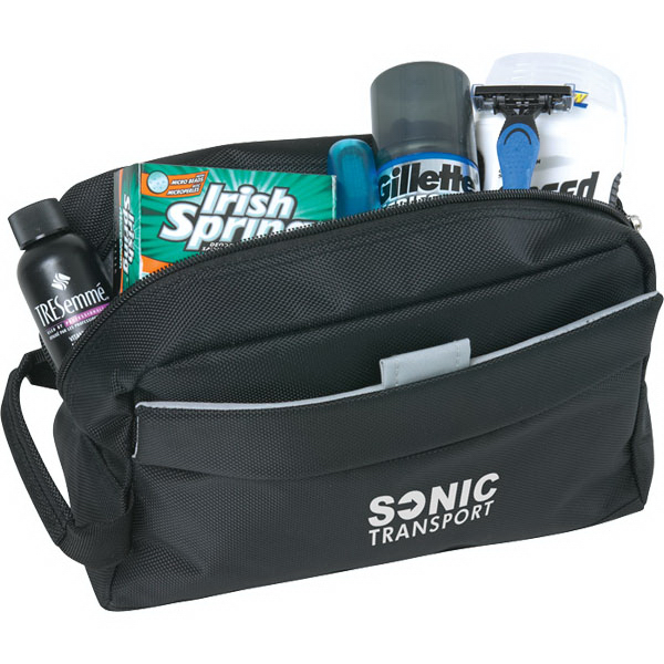Personalized Ridge Toiletry Bag