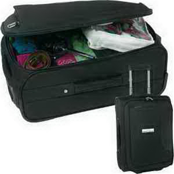 "Imprinted Quest 20"" Carry -On"