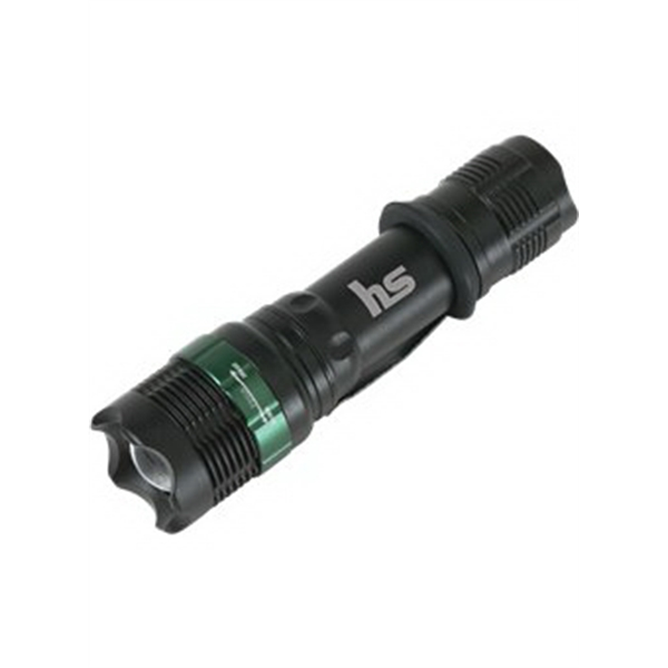 Promotional Trion Dual Output LED (CREE (R) R2 3 Watt) Flashlight