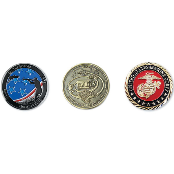 Printed Imported Challenge Coin