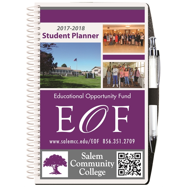 Promotional Academic Weekly Planner